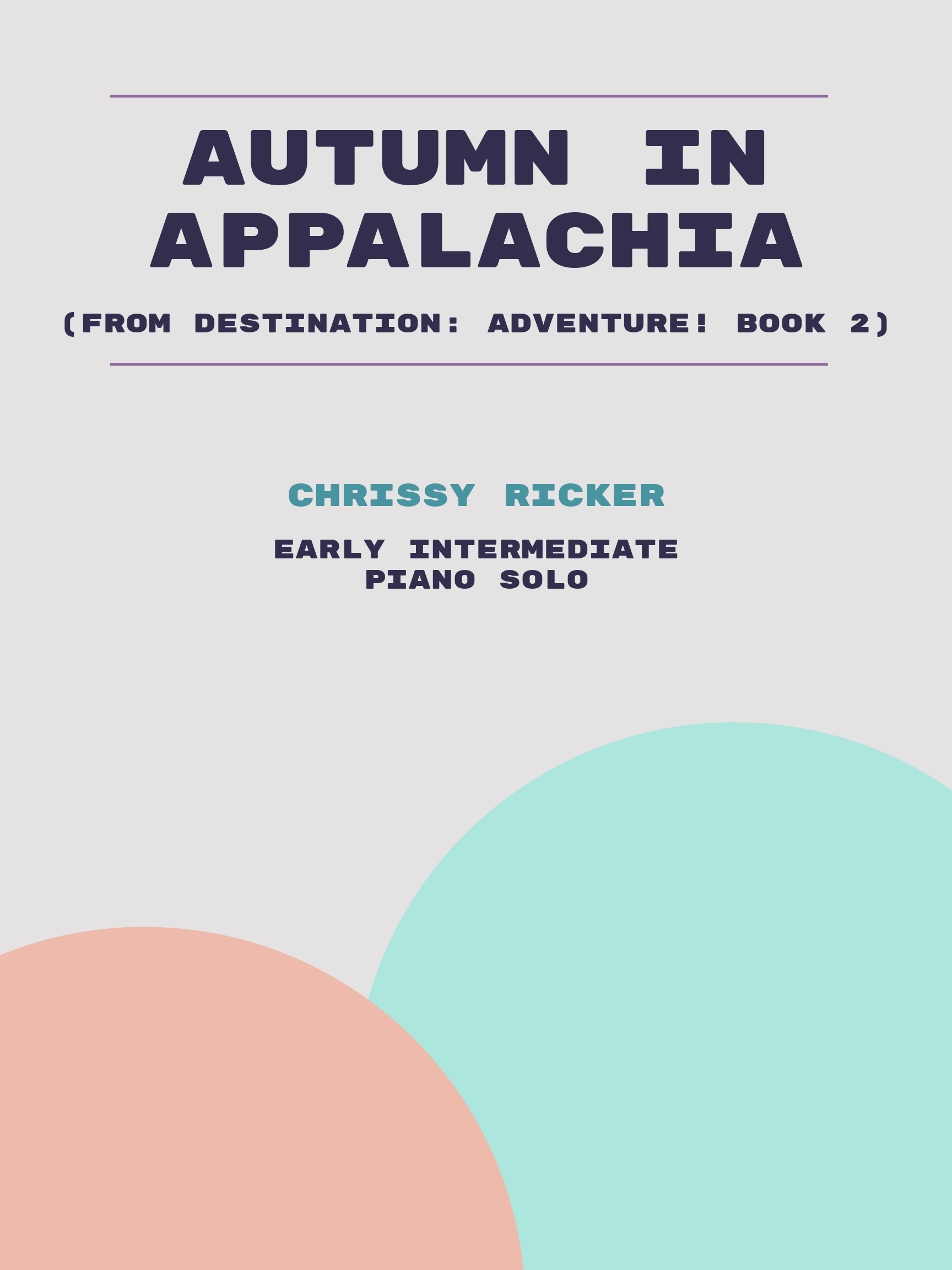 Autumn in Appalachia by Chrissy Ricker