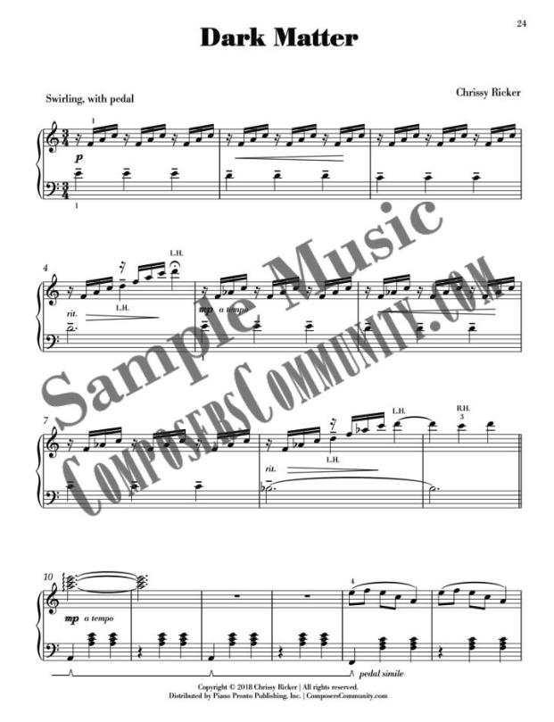 Dark Matter Sample Page
