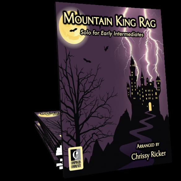 Mountain King Rag Sample Page