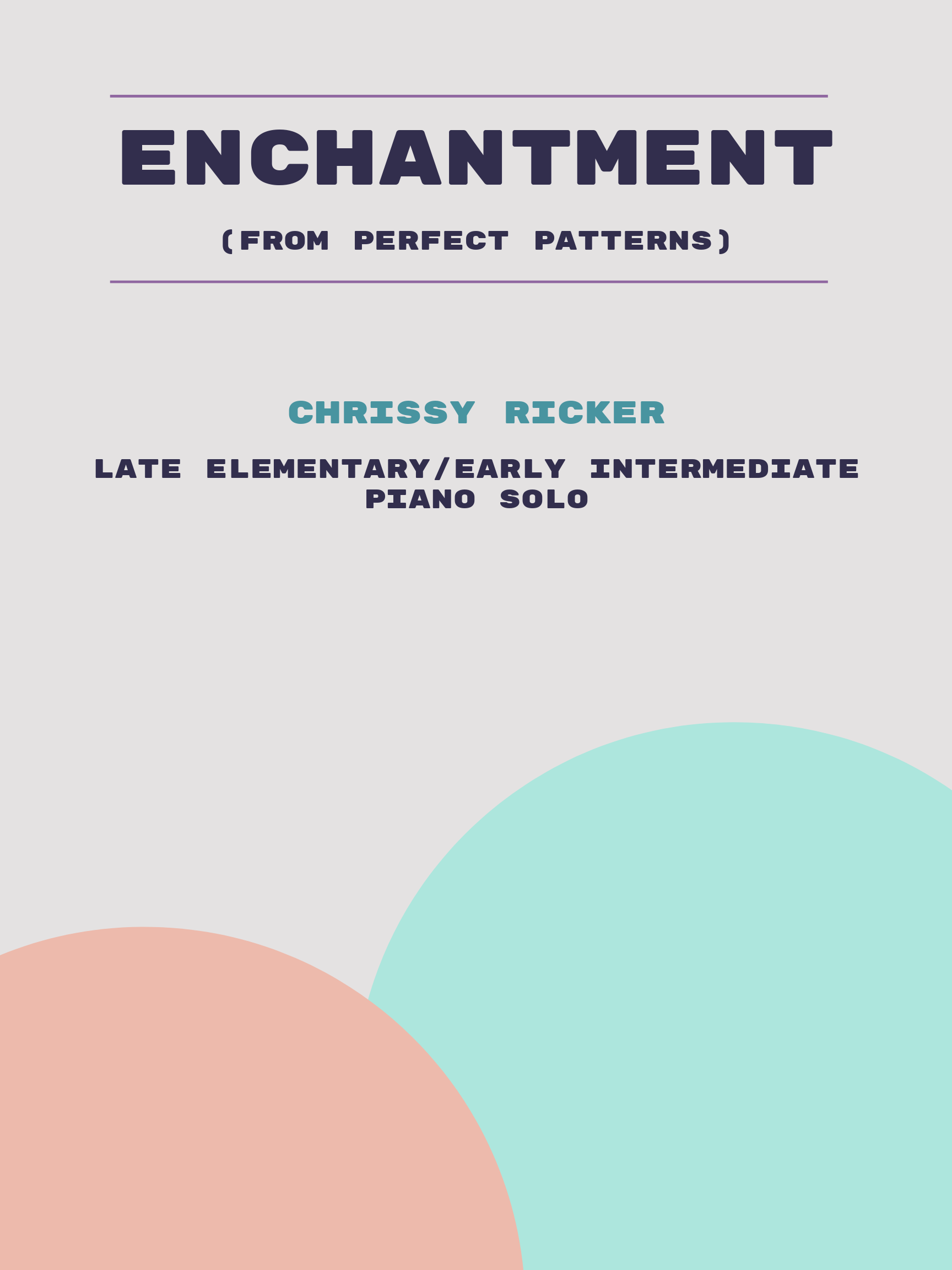 Enchantment by Chrissy Ricker