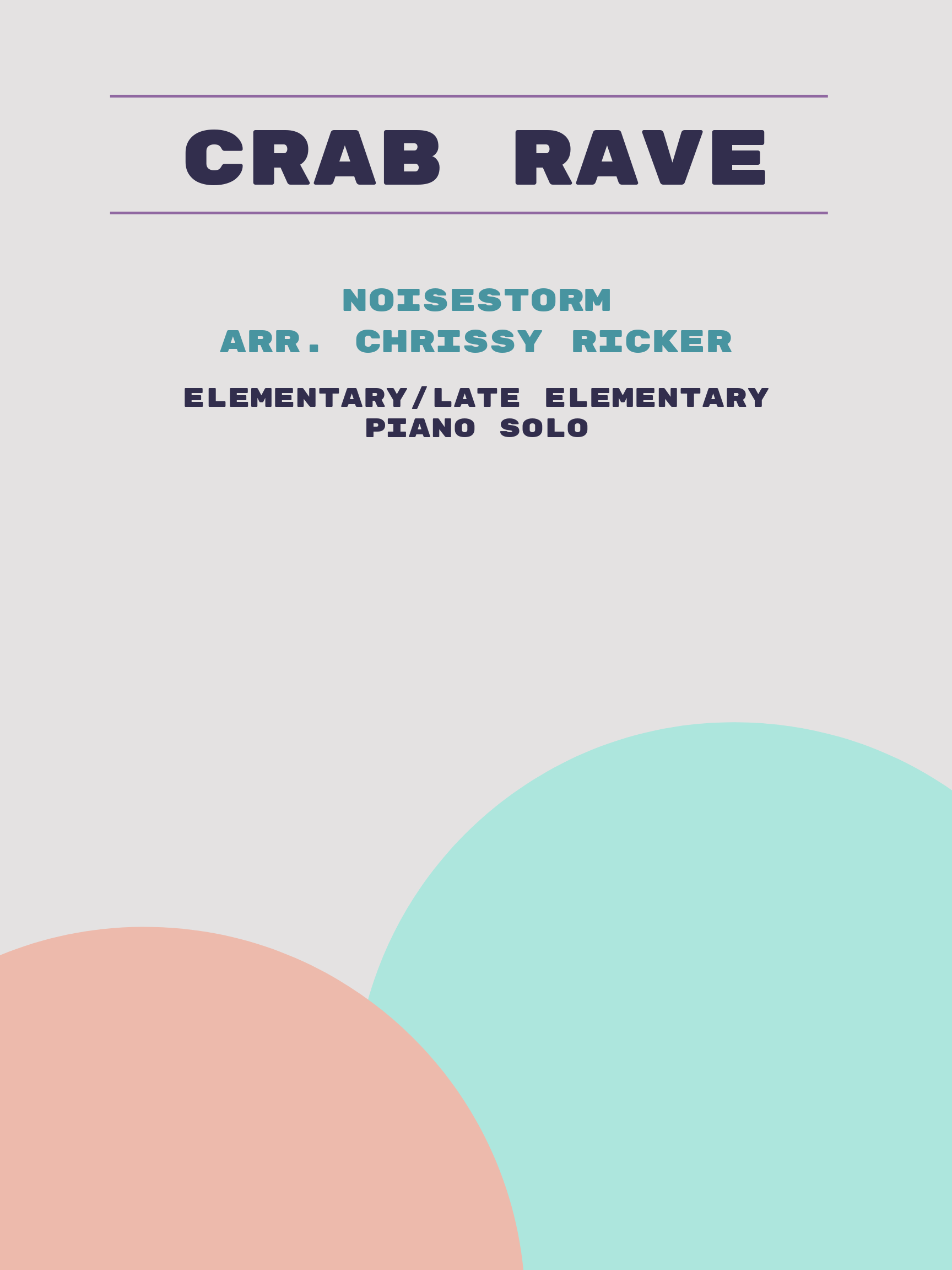 Crab Rave by Noisestorm