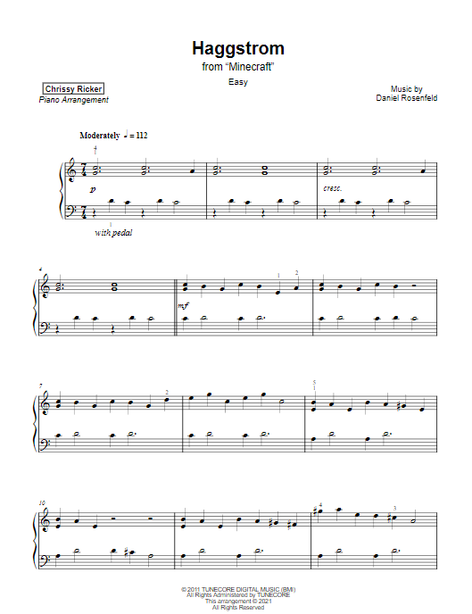 Haggstrom Sample Page