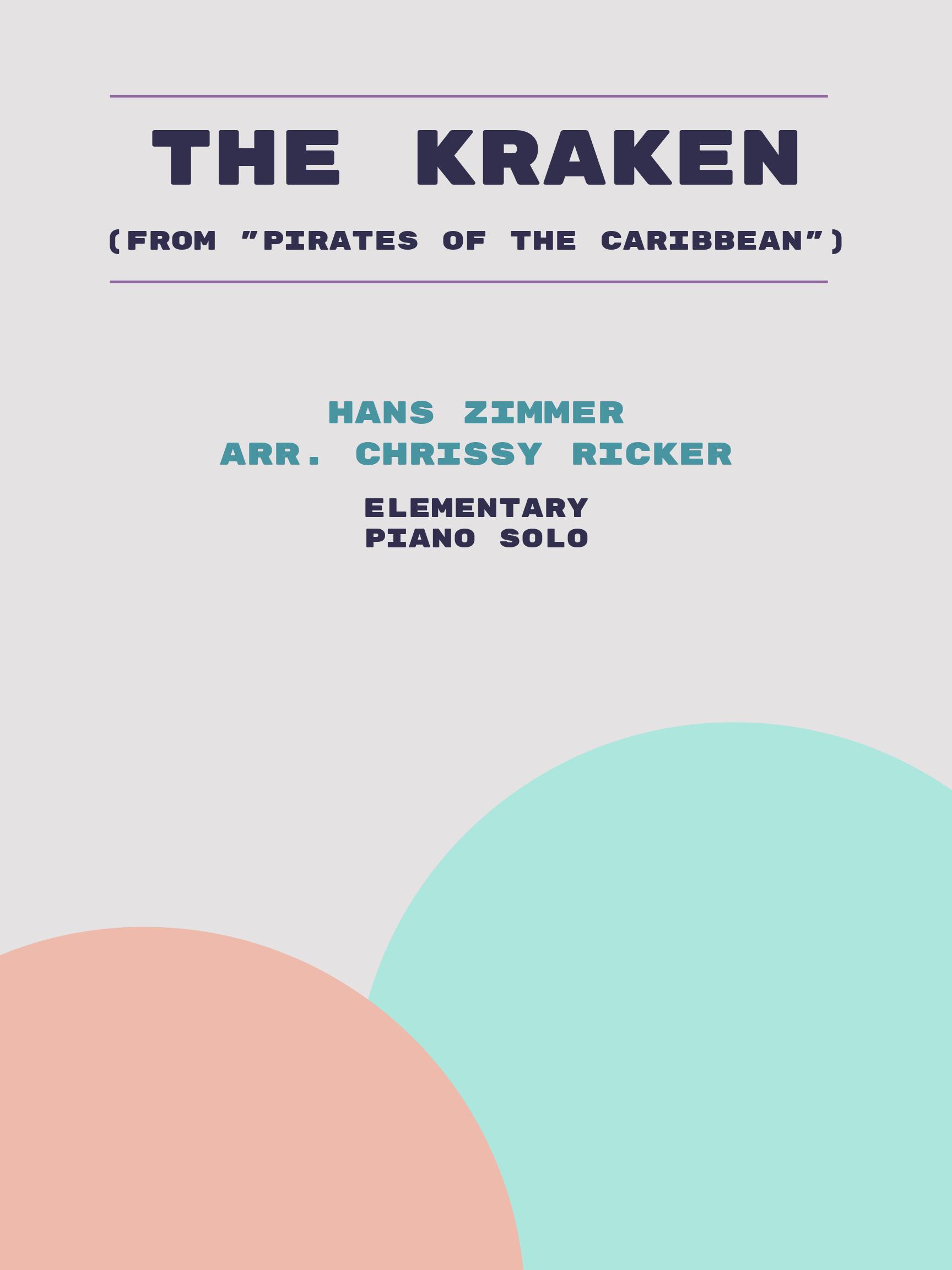 The Kraken by Hans Zimmer