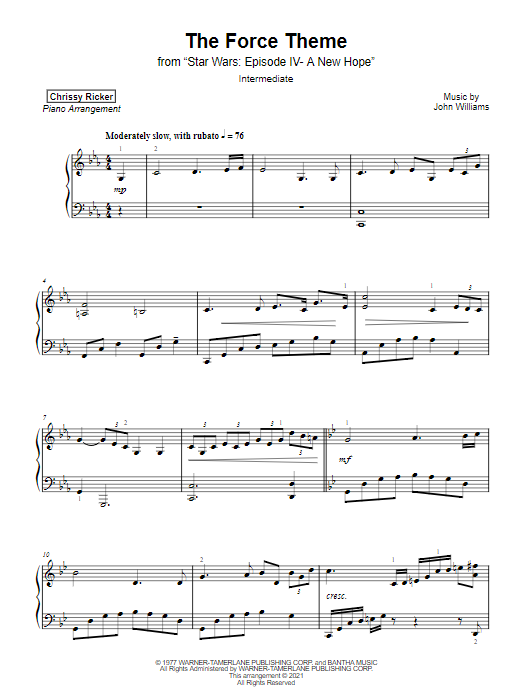 The Force Theme Sample Page