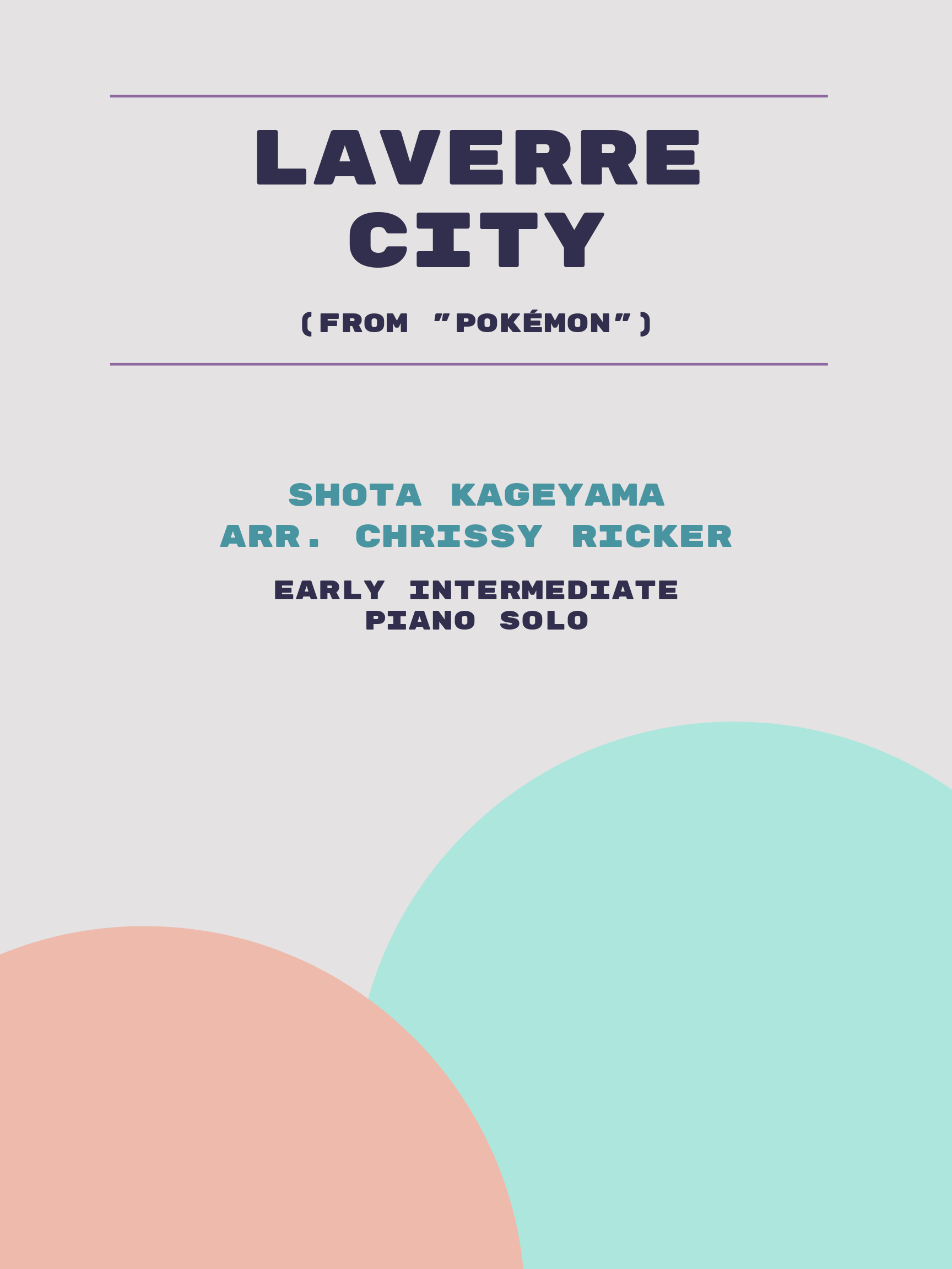 Laverre City by Shota Kageyama