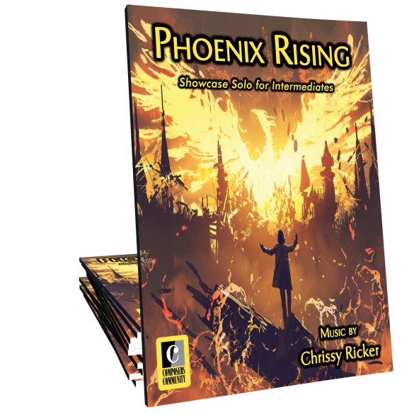 Phoenix Rising Sample Page